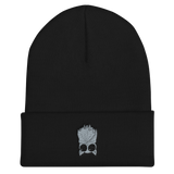 Cute Bat Cuffed Beanie, [product_type] - Team Manticore