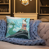 The Little Gullmaid Pillow