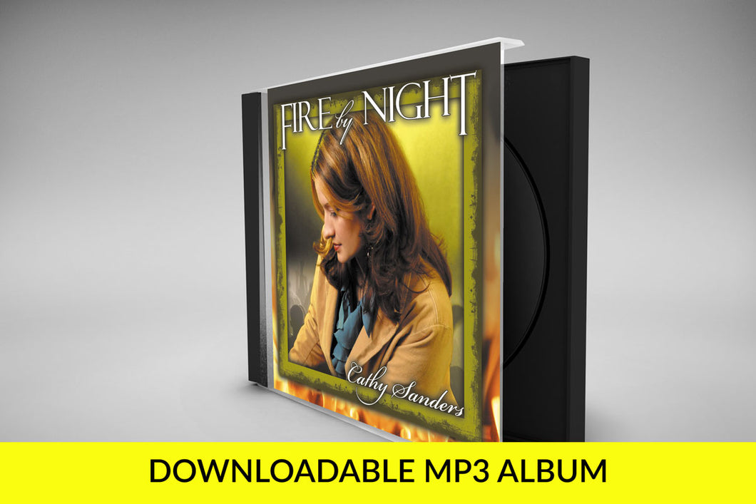 MP3 Fire by Night CD by Cathy Sanders - Full album download