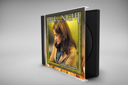Fire by Night CD by Cathy Sanders
