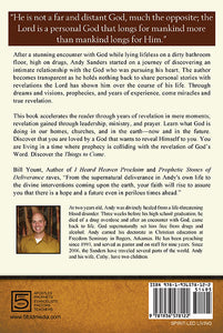"Downloadable E-book - ""Things to Come: When Prophecy and Revelation Collide"" by Andy Sanders"