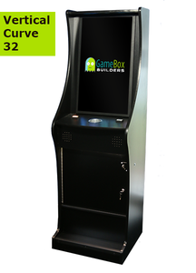 Vertical Curve Cabinet 32″
