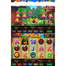 Load image into Gallery viewer, Gold Club 2 Multi Game by Trestle – Dual Screen