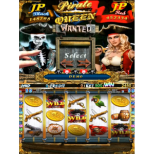 Pirate Queen Plus by Subsino – Vertical Game