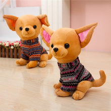Load image into Gallery viewer, Plush Stuffed Chihuahua Toy for Dogs