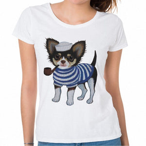 """Sailor"" T-shirt for Women"