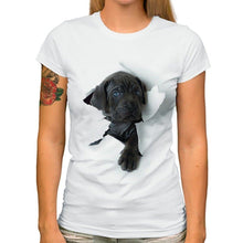 Load image into Gallery viewer, Test to overwrite 3d tshirt women