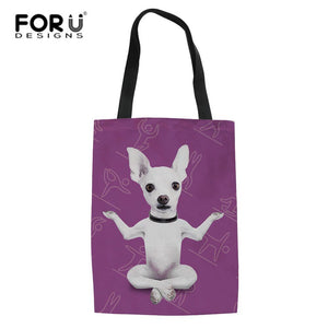 """CHI YOGER"" Shopping Bag"