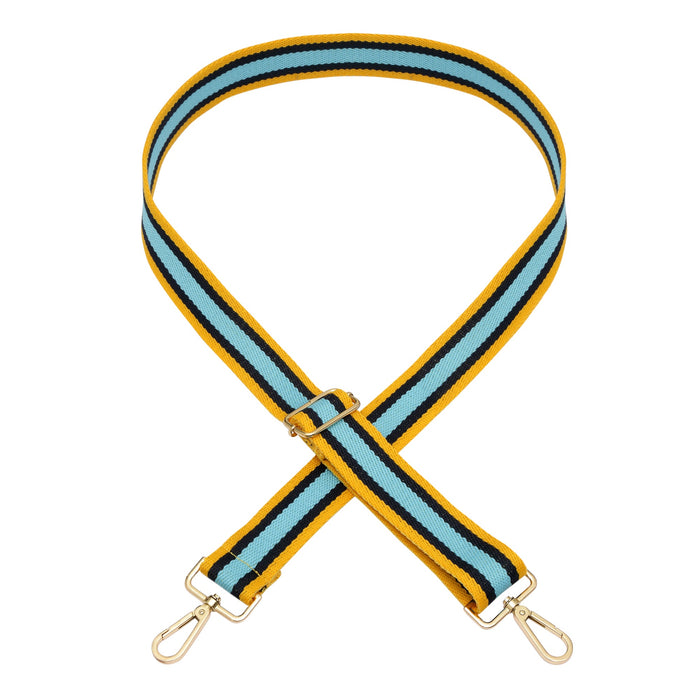 Blue & Yellow Strap