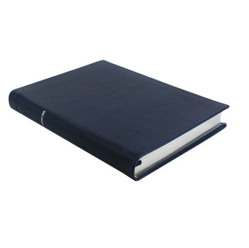 Chelsea Portrait Leather Wardrobe Book