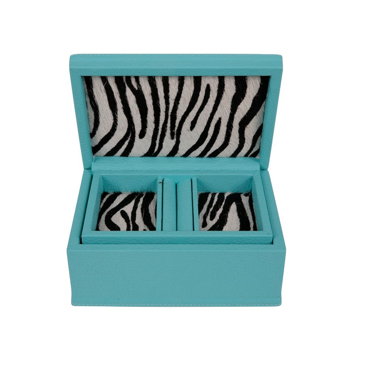 Regency Jewellery Box in Zebra