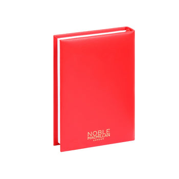 Red Five Year Diary