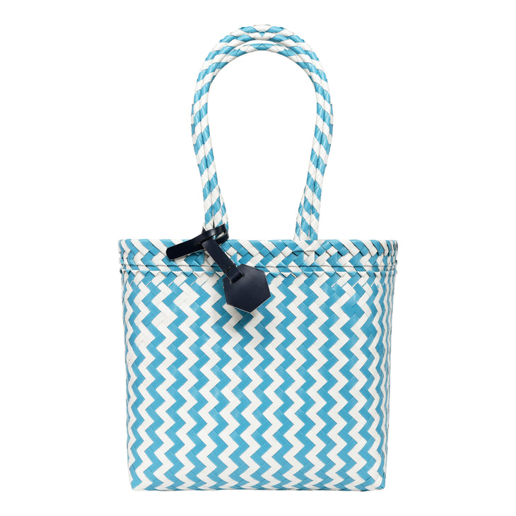 NM Recycled Shopper in Blue