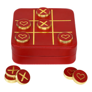 Love Hearts Noughts and Crosses