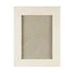 Ivory Portrait Leather Frame 10x8