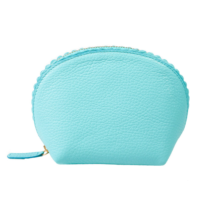 Chelsea Scalloped Edged Cosmetics Case