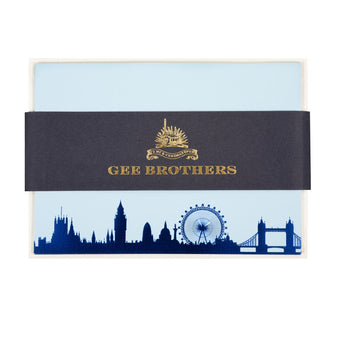 London Skyline Correspondence Cards
