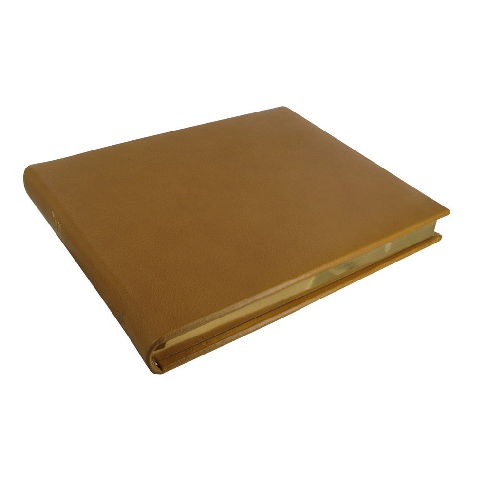 Marlborough Landscape Leather Game Book