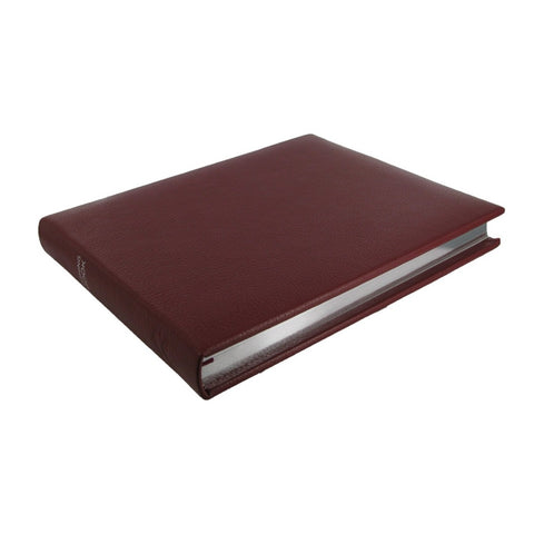Marlborough Landscape Leather Fishing Book