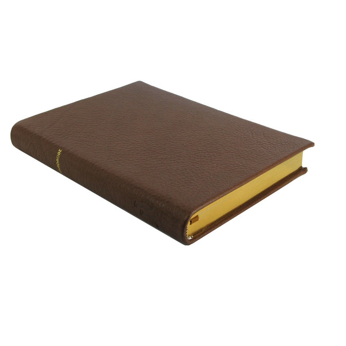 Marlborough Portrait Leather Wardrobe Book