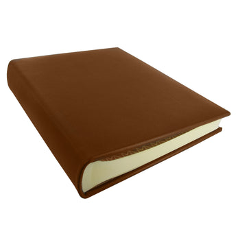 Marlborough Portrait Leather Photo Album