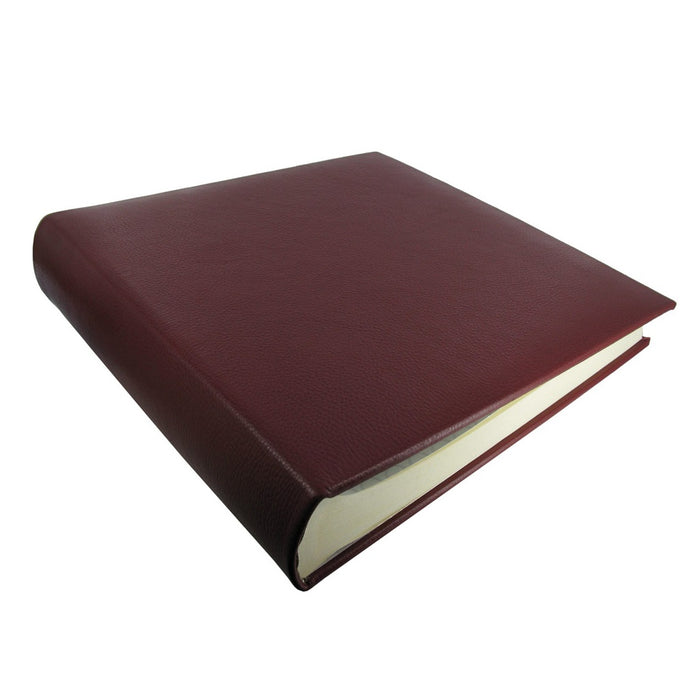 Marlborough Square Leather Photo Album