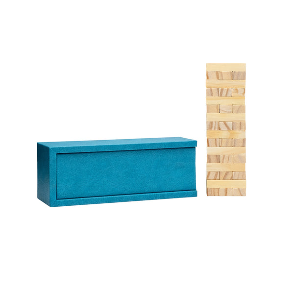 Mini Tumble Tower Set Bondi Blue