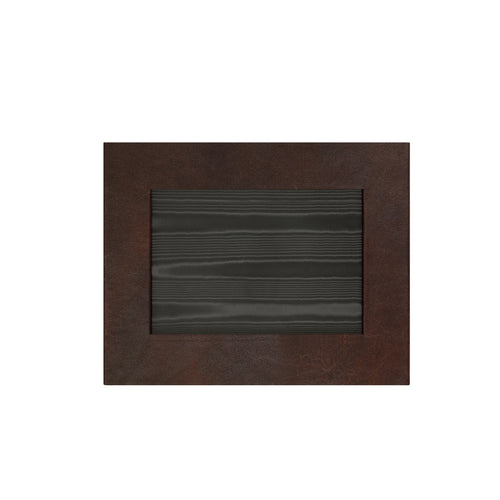Chelsea Landscape Leather Photo Frame 6x4