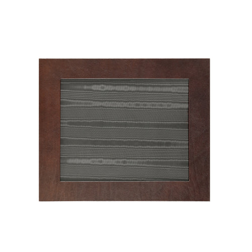 Chelsea Landscape Leather Photo Frame 8x6