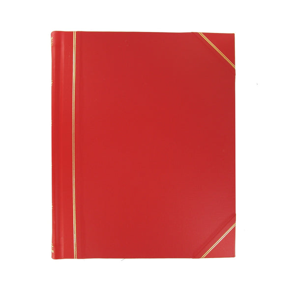 Original Large Portrait Card Photo Album