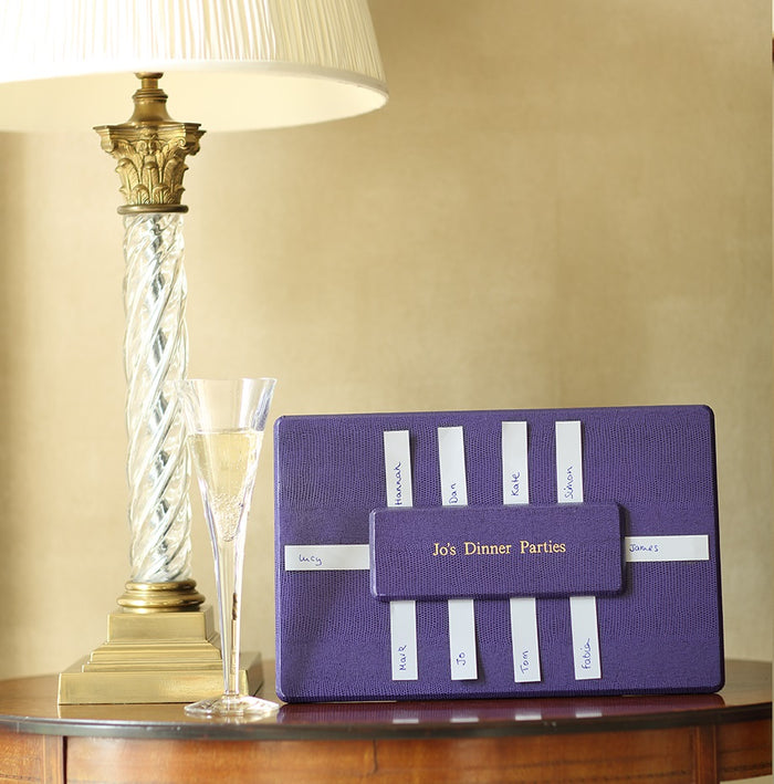 Amethyst Jubilee Table Planner