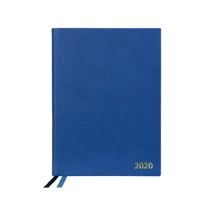 Royal Blue 2020 Diary