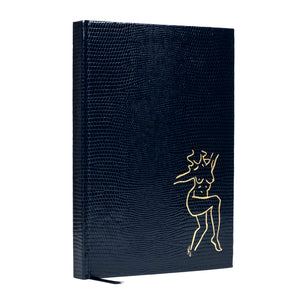 Noble Macmillan X Sasha Compton Navy Small Journal