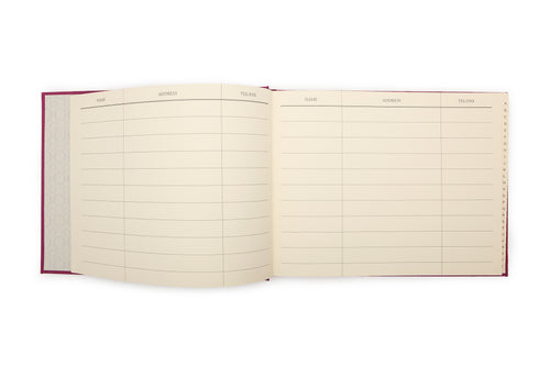 Large Address Book