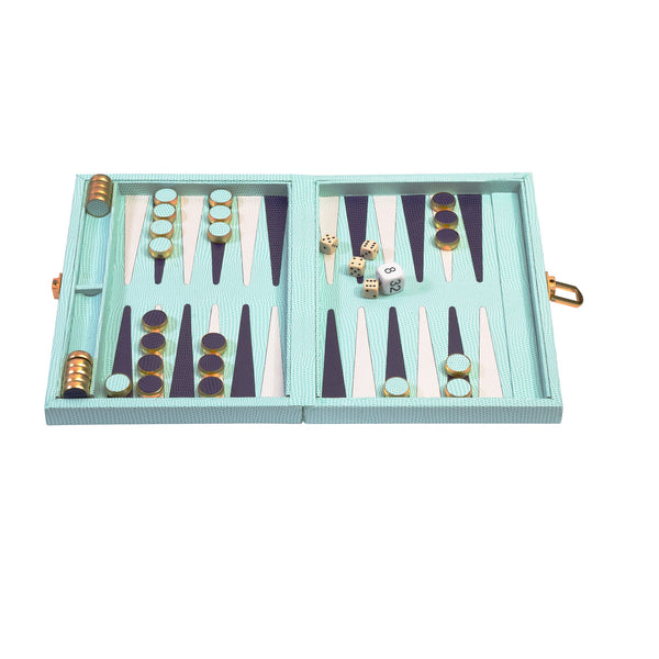 Jubilee Small Backgammon Set