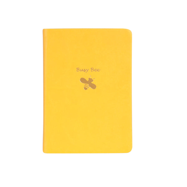 Busy Bee Small Lined Journal