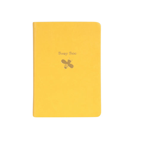 Small Lined Busy Bee Journal