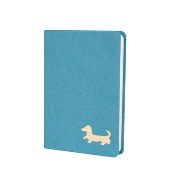 Dachshund Pocket Lined Journal
