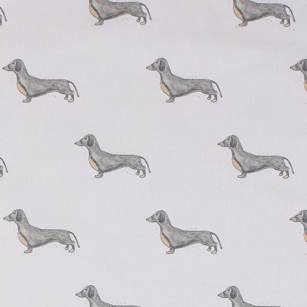 Dachshund Tea Towel  by Eleanor Brooke