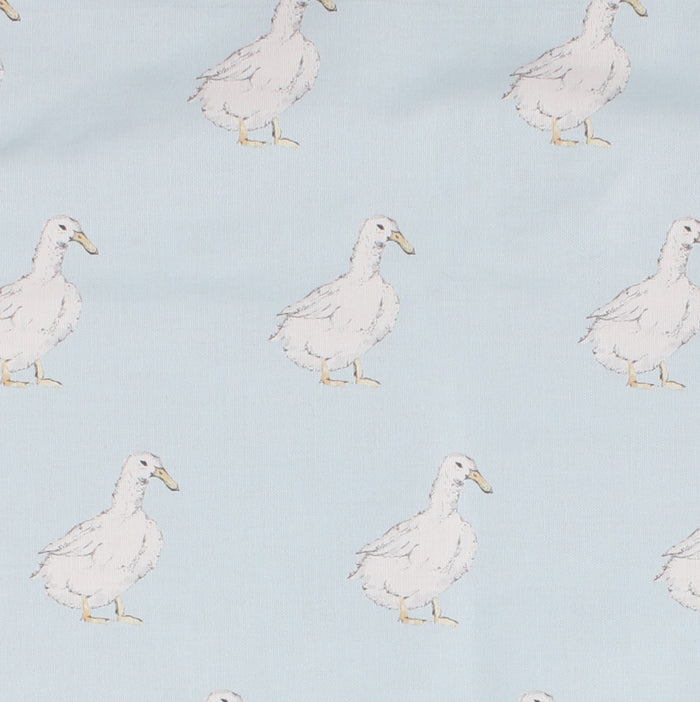 Duck Tea Towel by Eleanor Brooke