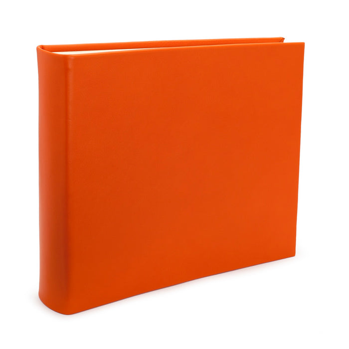 Chelsea Landscape Leather Photo Album