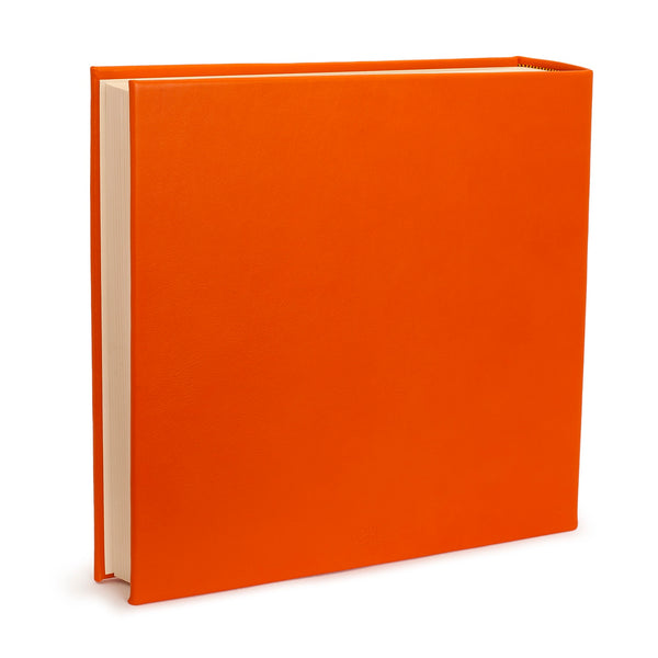 Chelsea Square Leather Photo Album