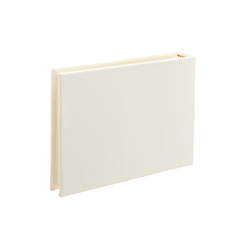 Linen Landscape Ivory Photo Album