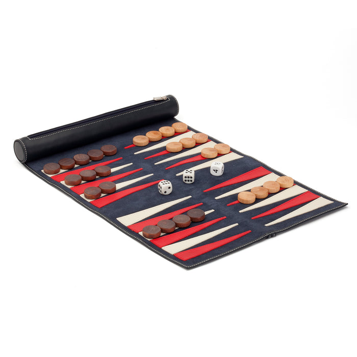 Lazy Days Travel Backgammon