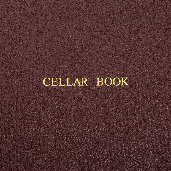 Original Large Landscape Cellar Book