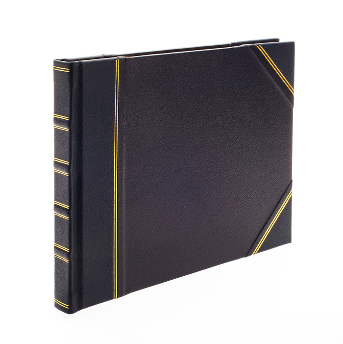 Original Large Landscape Plain Visitors Book