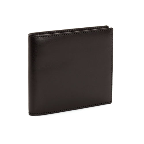 8CC Black Calf Leather Wallet