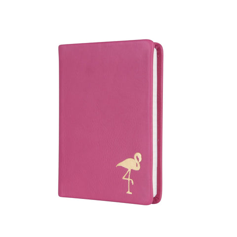 Small Lined Flamingo Journal