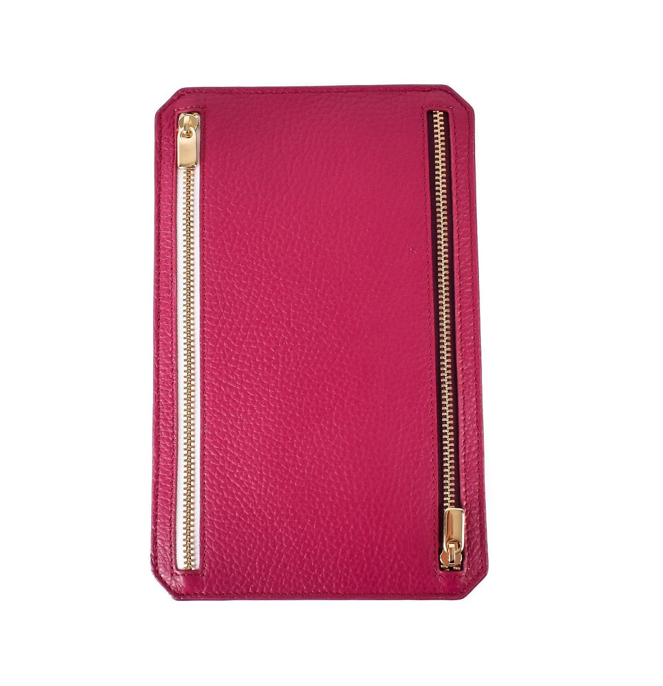 Heather Zipped Travel Organiser