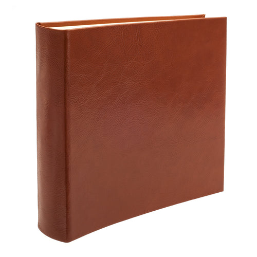 Safari Square Leather Photo Album